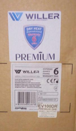 Бойлер Willer EV 100 DR premium DHE новий
