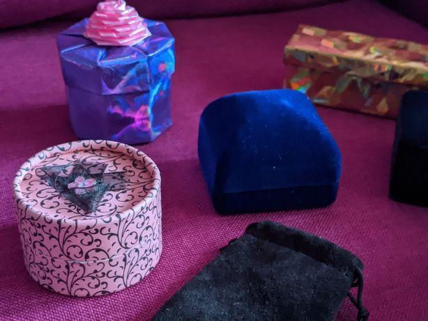 Шкатулки коробочки для подарков, украшений