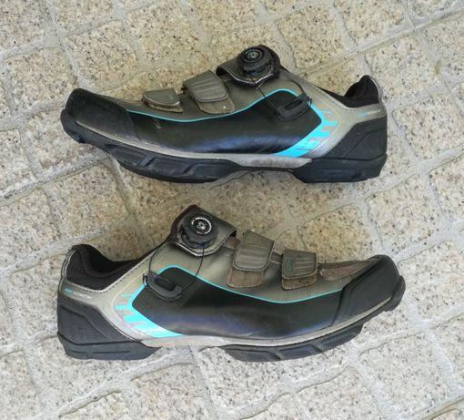 Sapatos Specialized Comp boa BTT nº43 - Baixa preço