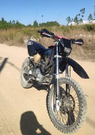 AJP PR4 200cc Enduro Matrículada