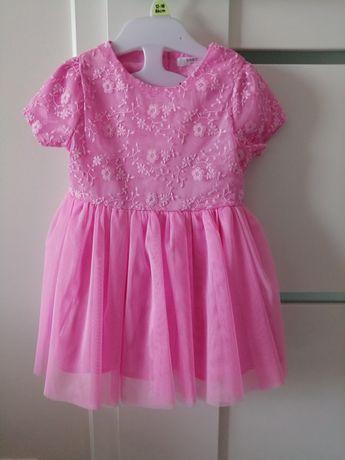 Sukienka rozmiar 80cm