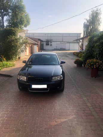Audi A4 B6 101km