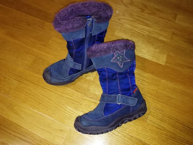 Ботинки сапоги кожаные Elefanten 28 размер