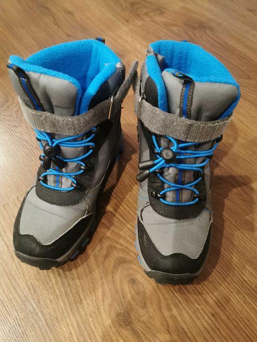 Buty, zimowe Sprandi, chłopiec rozm. 32 Toruń - image 1