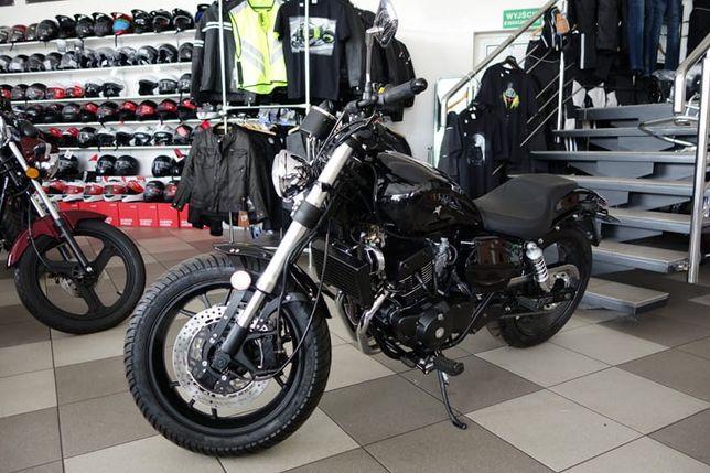 Motocykl Romet RCR 125,Rybnik,raty,transport 0 zł cały kraj.