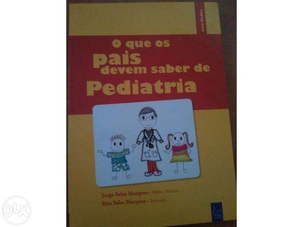 Livro O que os pais devem saber de pediatria