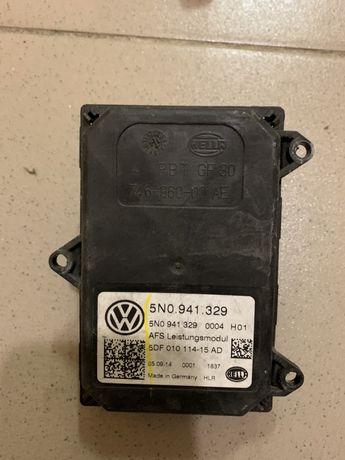 Блок управления адаптивным освещением VAG 4N0941329