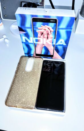 Telefon Smartphone Nokia 5.1 Dual SIM komplet GRATIS OKAZJA!