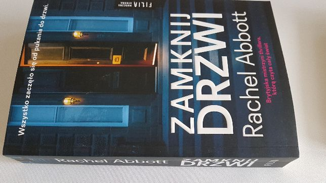 Nowa książka Zamknij drzwi Autor: Rachel Abbott