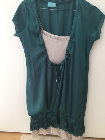 Vestido Túnica Marca Vintage