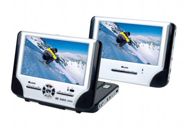 Pack 1 MONITOR LCD + DVD + 1 Monitor encosto cabeça