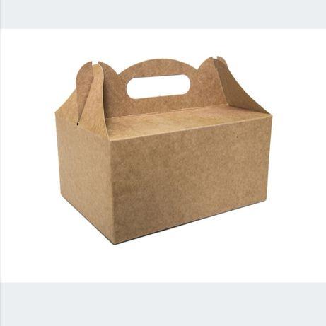 Pudełka na ciasto eko 30 sztuk