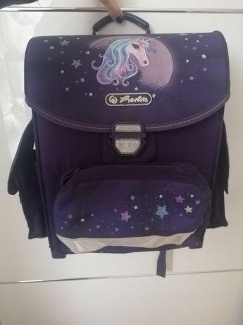 Tornister/plecak Herlitz smart superlight unicorn jednorożec