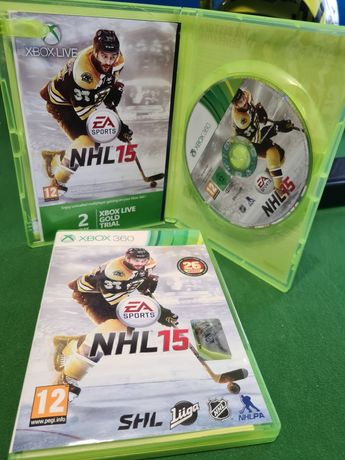 x360 NHL 15 Xbox 360 Legency