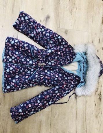 Гарна тепленька курточка на зиму