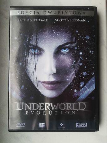 Underworld Evolution film na DVD wydanie dwupłytowe