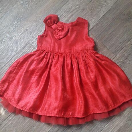 Платье на девочку до года бу