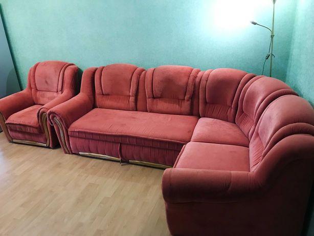 Диван + Кресло комплект