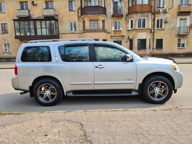 Nissan Armada Premium