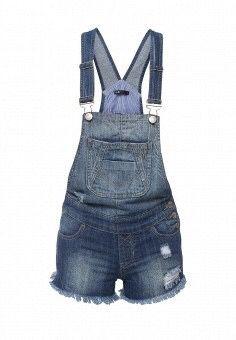 Продам джинсовый летний комбинезон oodji размер s