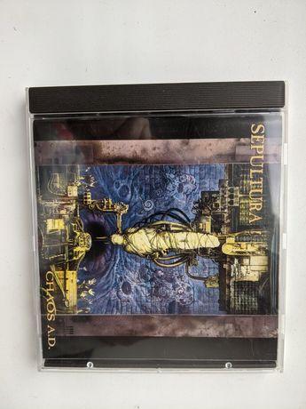 Sepultura - Chaos A.D., компакт диск