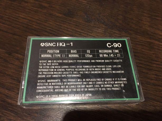 Касета SNC HQ -1C90 Японія