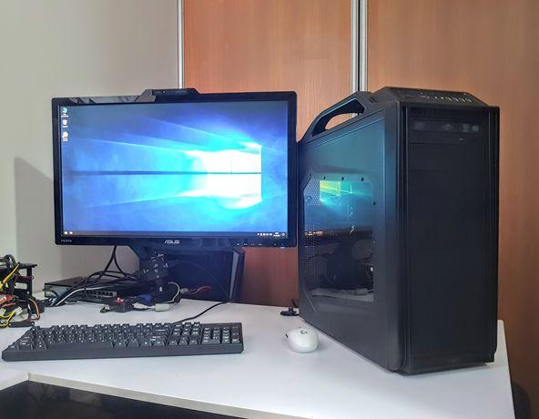 Мощный игровой компьютер пк core i5 танки ксго гта 5