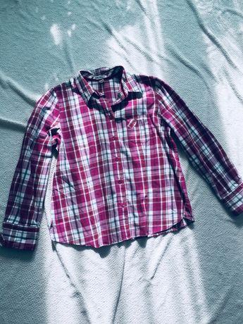 Hoppe Elisabeth koszula w kratę 42 XL