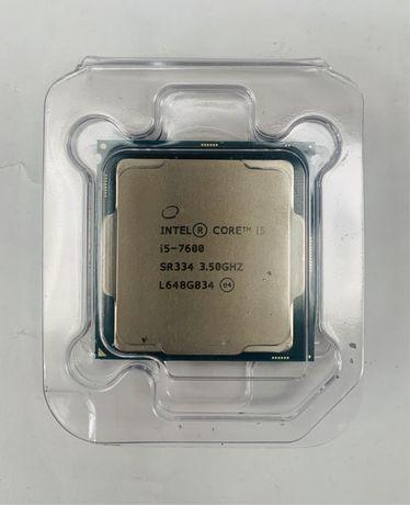 Intel Core i5-7600 7th Gen Socket 1151 Processador CPU