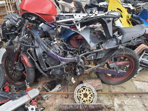 Suzuki gsxf 600 zarejestrowany