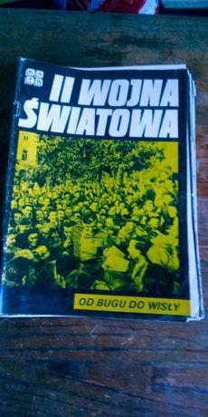 magazyny II wojna światowa