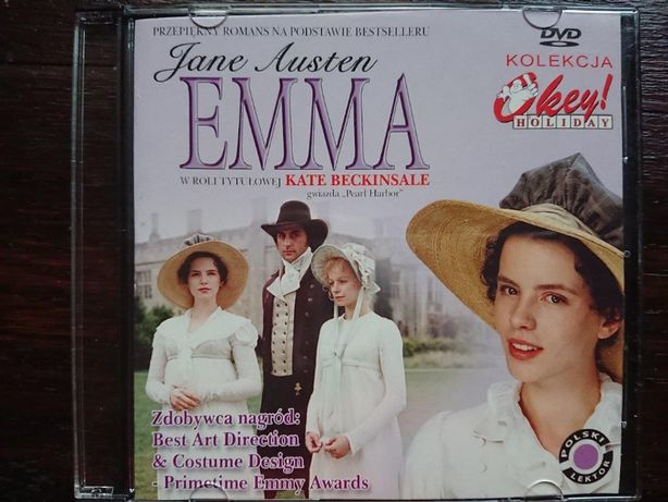 Emma - film na dvd