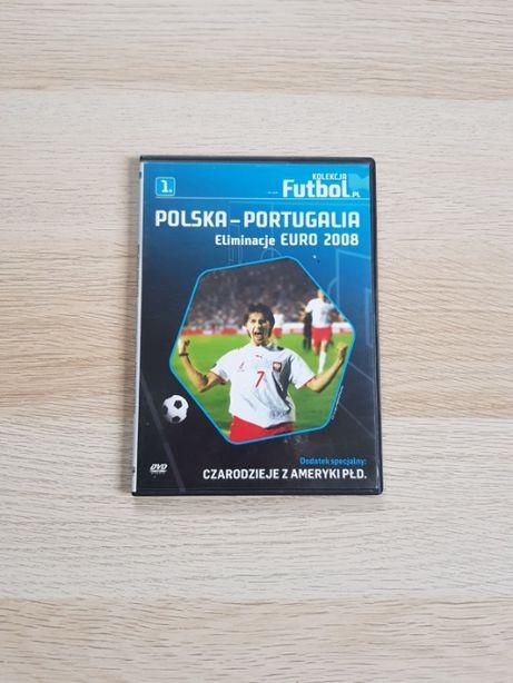 Płyta - Mecz Polska - Portugalia. Eliminacje Euro 2008 Film DVD