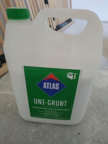 Uni grunt Atlas szybkoschnąca emulsja gruntującą