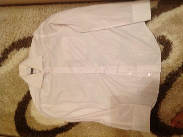 Рубашка мужская белая 39р