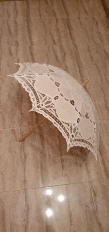 Зонтик кружевной