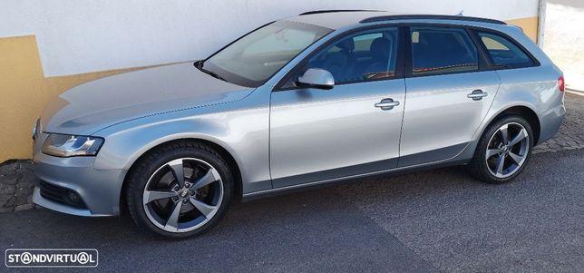 Audi A4 Avant 2.0 TDi Exclusive 120g