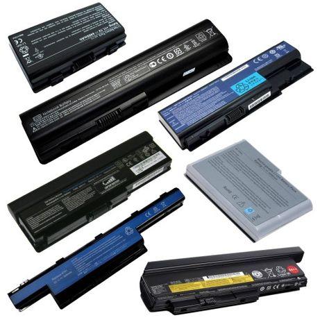 Bateria baterie do laptopa Dell HP LENOVO ACER FUJITSU TOSHIBA MSI