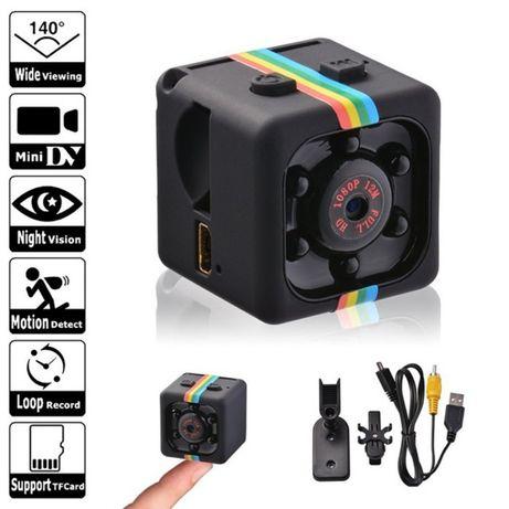 Camera Bateria Sem Fios SQ11 1080P Visao Noturna Espiao 32GB Sem Fios