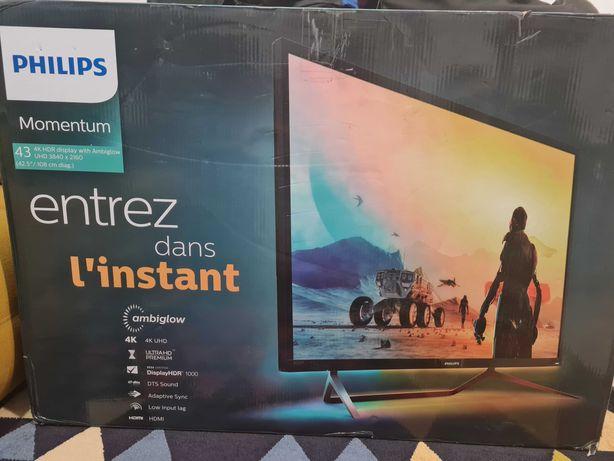 Philips Momentum 436M6VBPAB/00 4K monitor