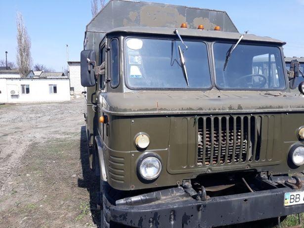 Продам Газ-66 Автобус (вахтовый)