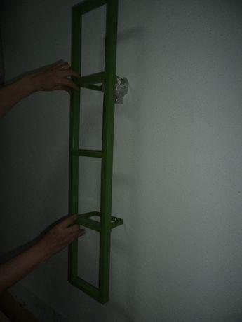 Estante de Parede IKEA Verde