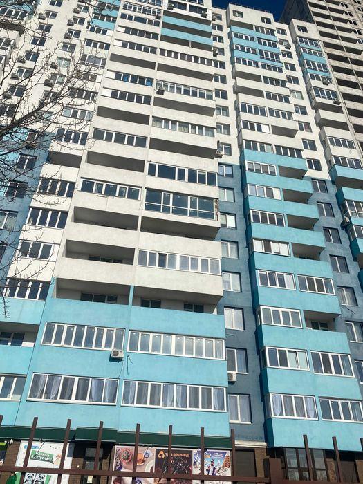 Посуточно 1к квартира новый дом ТРОЕЩИНА ул. Драйзера-1