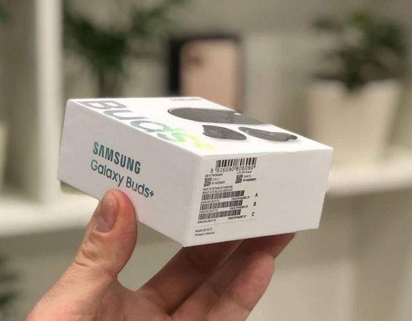 Беспроводные наушники гарнитура Samsung Galaxy Buds+