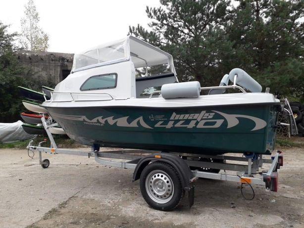 Łódź łódka kabinowa 2021