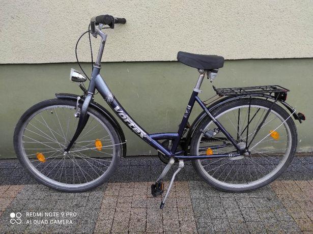 """Rower miejski damski""""damka""""26cali Vortex"""