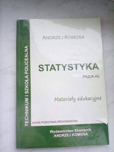 Statystyka Andrzej Komosa