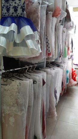 Детские платья и  костюмы на утренник