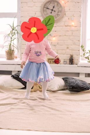 Нарядный костюм на девочку 1,5-2 года