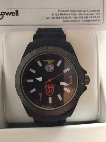 Relógio do 37 SLB + Relógio Automático Negociável